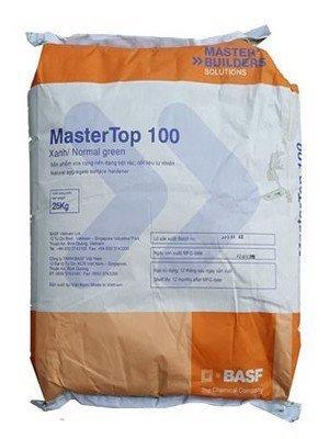 Mastertop 100 Green xoa cứng nền dạng bột rắc
