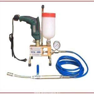 Máy phun chất chống thấm PU-EPOXY TCK-600