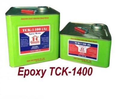 Nhựa Epoxy TCK-1400 15kg/bộ