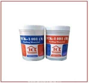 Nhựa Epoxy TCK-1401 2kg/bộ