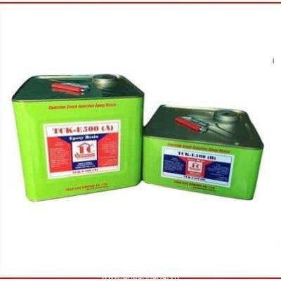Nhựa Epoxy TCK-E500 15kg/bộ