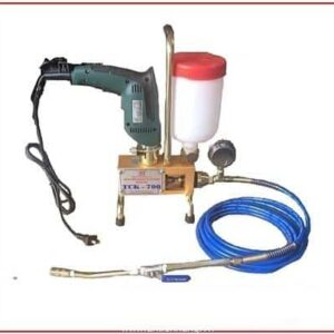 PU-EPOXY TCK-700 Máy phun chất chống thấm