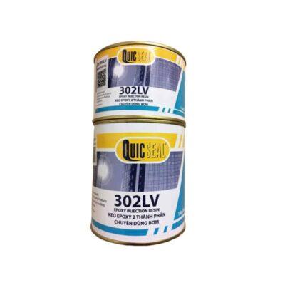 Quicseal 302LV nhựa epoxy hai thành phần, không dung môi
