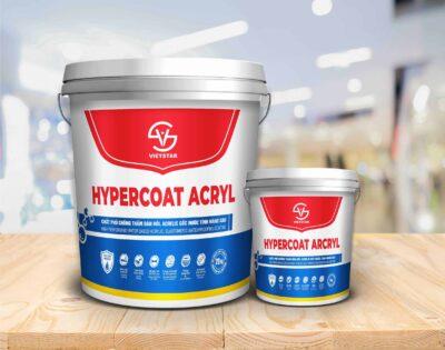 HYPERCOAT ACRYL chất phủ chống thấm đàn hồi