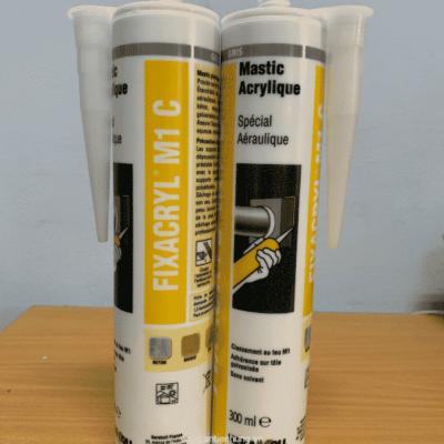 Keo chống cháy Fixacryl M1C