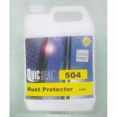 QUICSEAL 504 Chất chống gỉ cốt thép - acrylic gốc nước và polymer