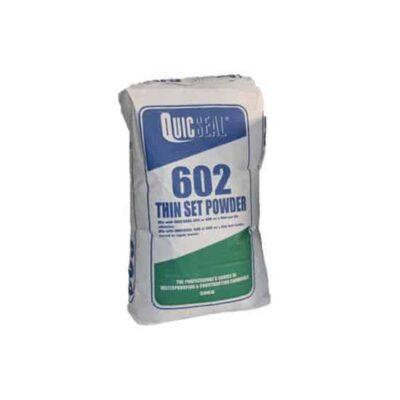 QUICSEAL 602 Thinset Powder