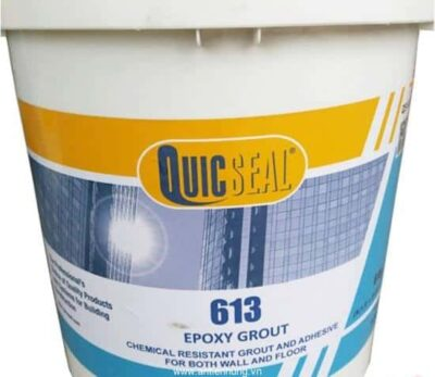 QUICSEAL 613 Vữa gốc nhựa Epoxy