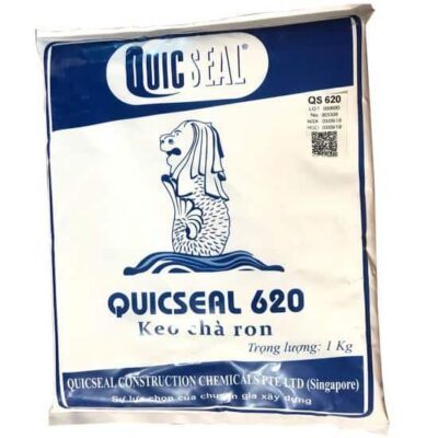 QUICSEAL 620 - VỮA MÀU CHÀ RON HẠT MỊN