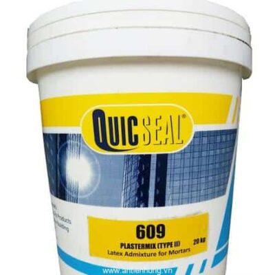 Quicseal 609Phụ gia cho vữa công thức II