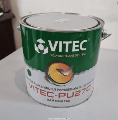VITEC PU-270 Sơn chống thấm, chống nứt Polyurethane
