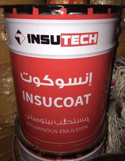 Insucoat Primer màng lỏng chống thấm gốc bitum polyme