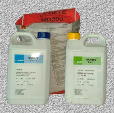 Ucrete UD200 Hệ thống sàn gốc polyurethane chịu tải nặng