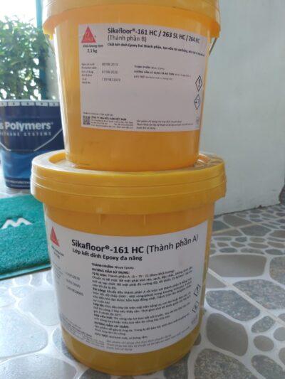 Sikafloor-161 HC chất kết dính gốc nhựa epoxy hai thành phần