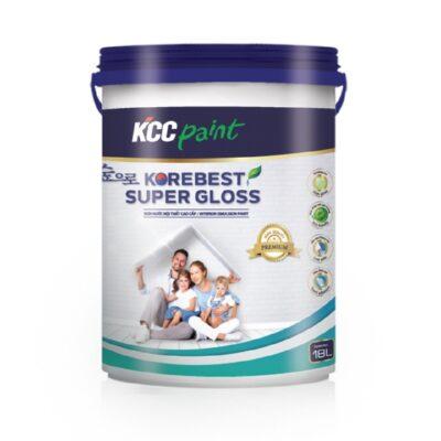 KCC KOREBEST SUPER GLOSS   SƠN NỘI THẤT