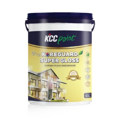 KCC KOREGUARD SUPER GLOSS SƠN NGOẠI THẤT
