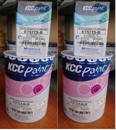 KCC KOREPOX ET5775 - SƠN PHỦ CHO HỒ NƯỚC SINH HOẠT