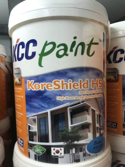 KCC KORESHIELD PLUS SƠN NGOẠI THẤT