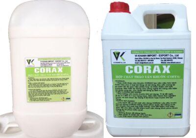 CORAX OT9 HỢP CHẤT THÁO VÁN KHUÔN COFFA