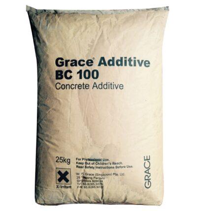 GRACE ADDITIVE BC 100 BỘT PHỤ GIA SIÊU DẺO