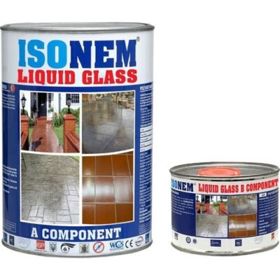 ISONEM LIQUID GLASS CHỐNG THẤM TRONG SUỐT